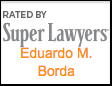 Eduardo Borda - Super Lawyers